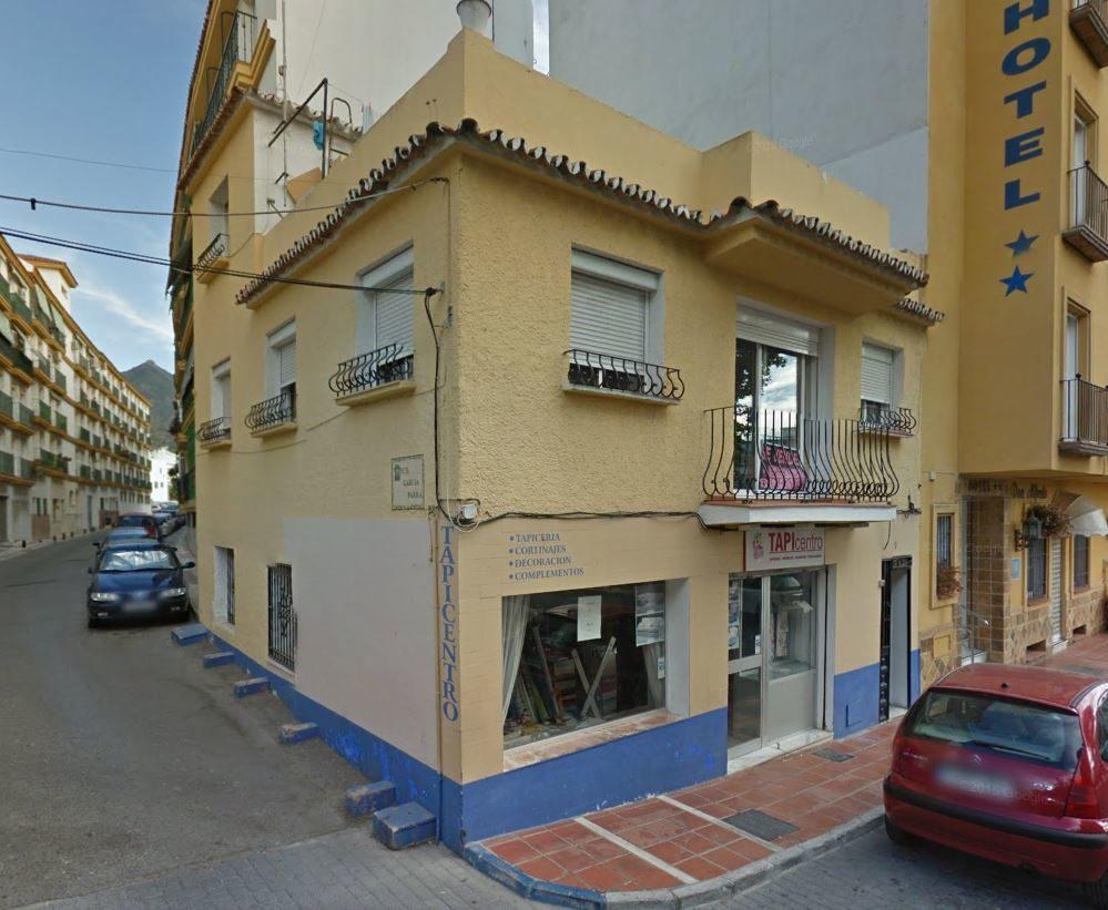 Apartamento local comercial, Marbella centro.