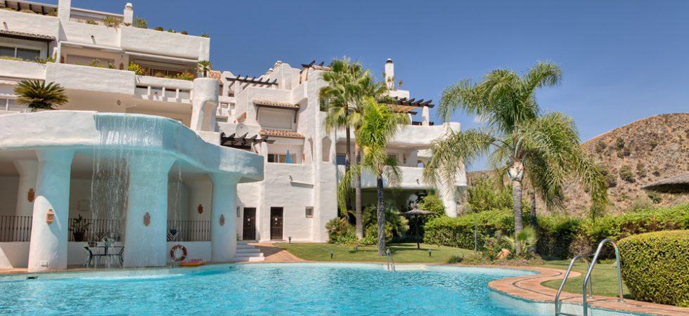 Acogedor apartamento Lomas De La Quinta Golf.