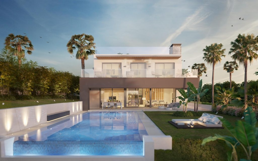 Exclusive villa in the Golf Valley.