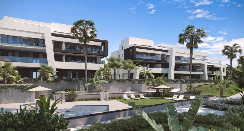 Fabulous residential on the New Golden Mile.