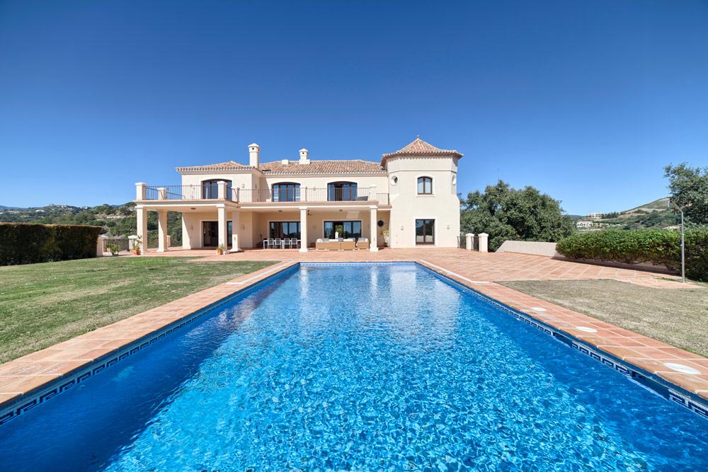 Elegante mansión de calidad en Marbella Club.