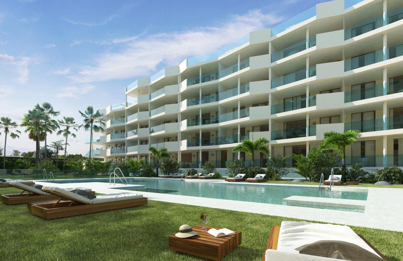 Selecta promoción de apartamentos y Áticos en Fuengirola.