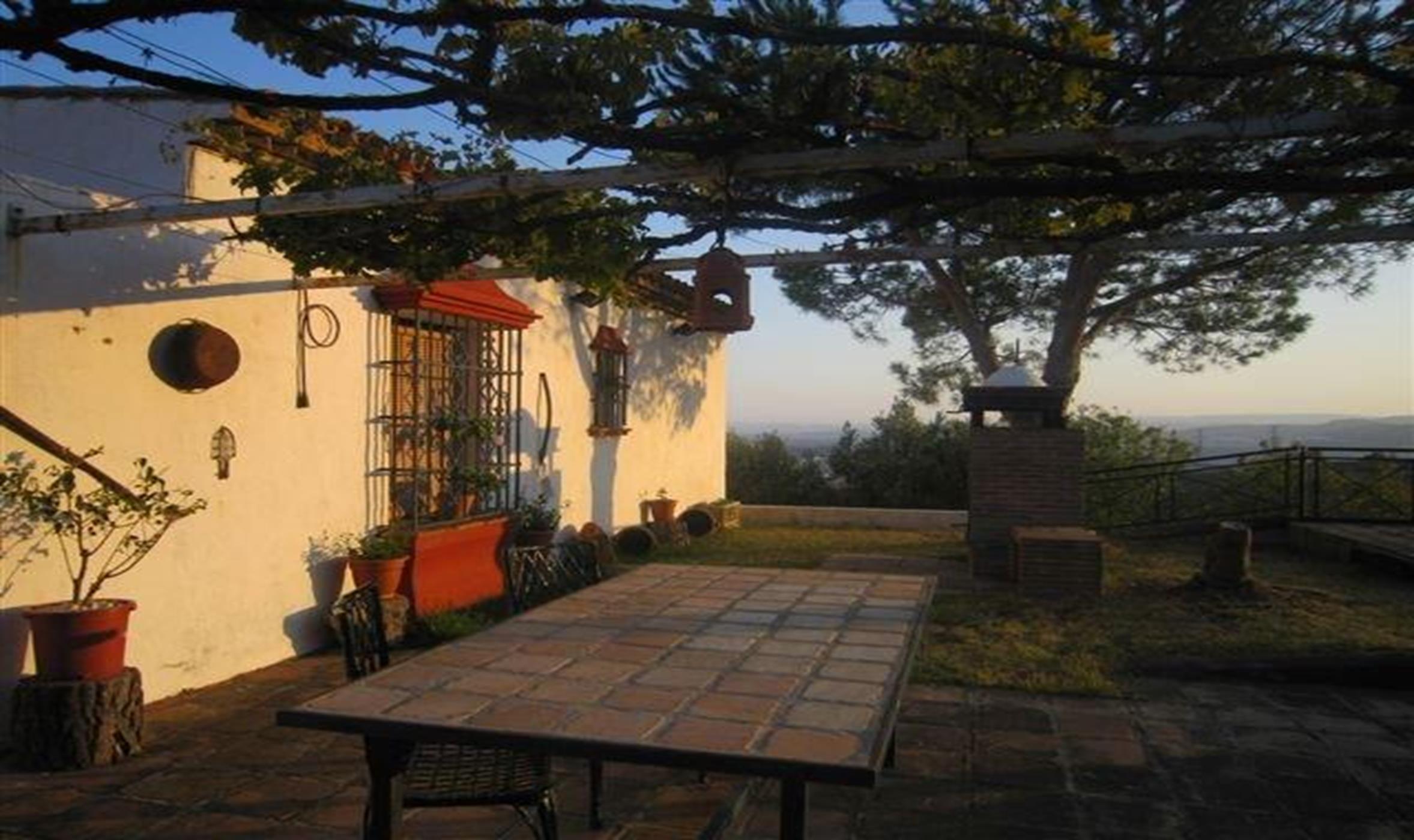 Finca rustica vistas panoramicas Estepona