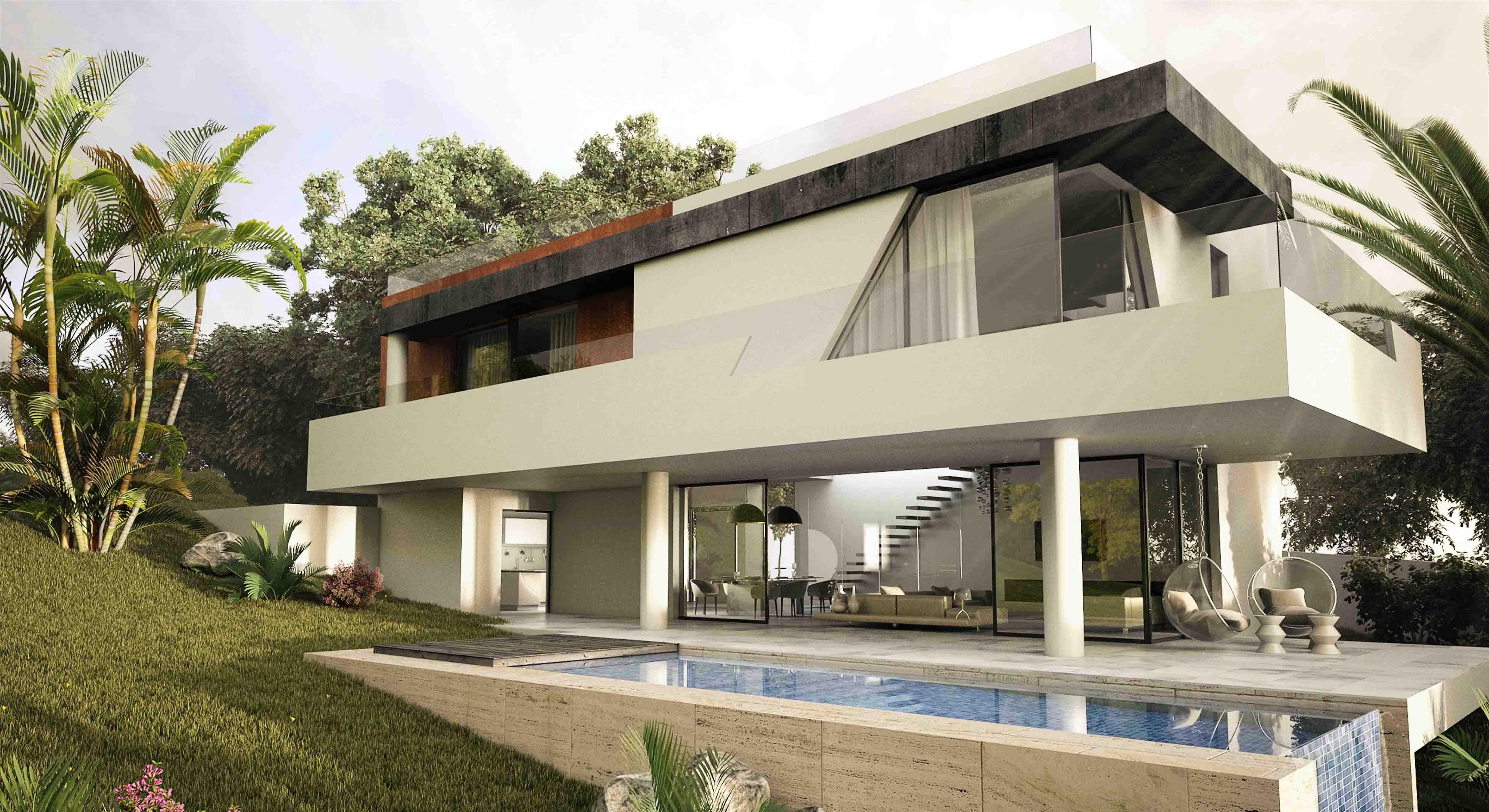 Casas inteligentes hechas a medida en Marbella.
