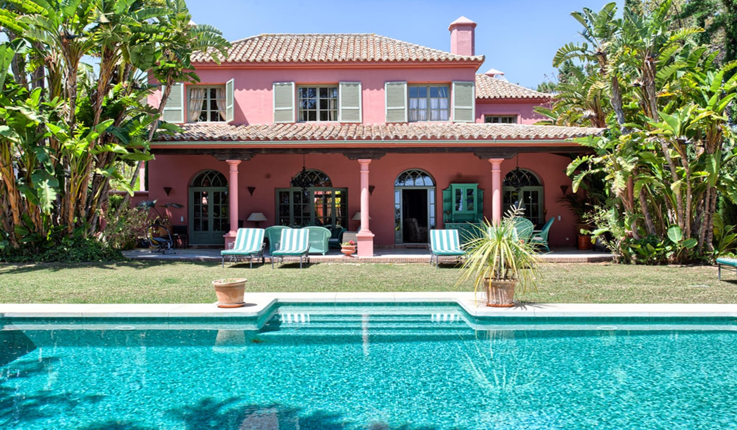 Encantadora casa rústica renovada en Las Chapas