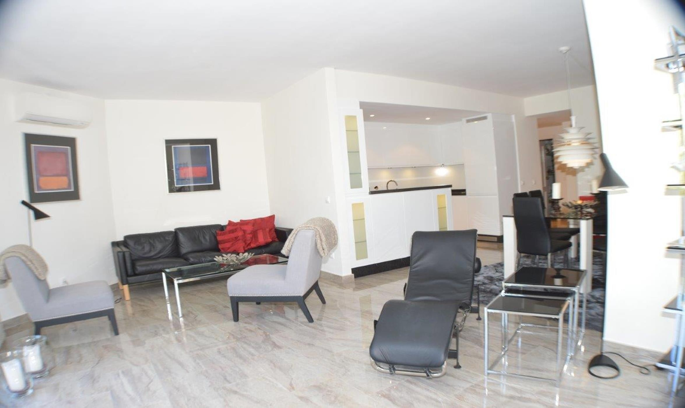 Two bedroom apartment at Hotel Del golf.