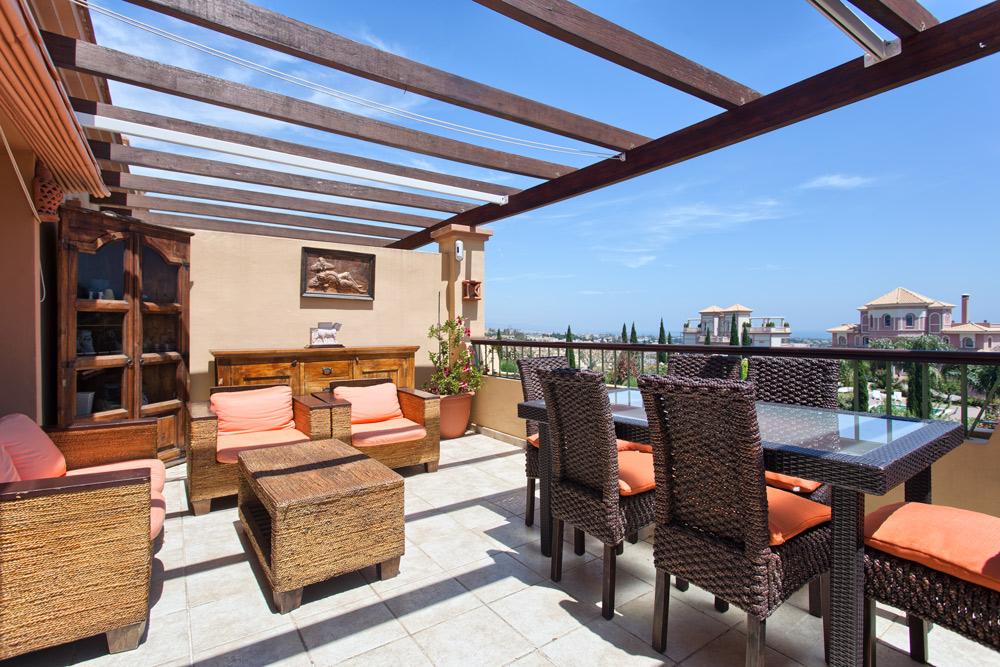 Beautiful duplex penthouse in Los Flamingos Golf