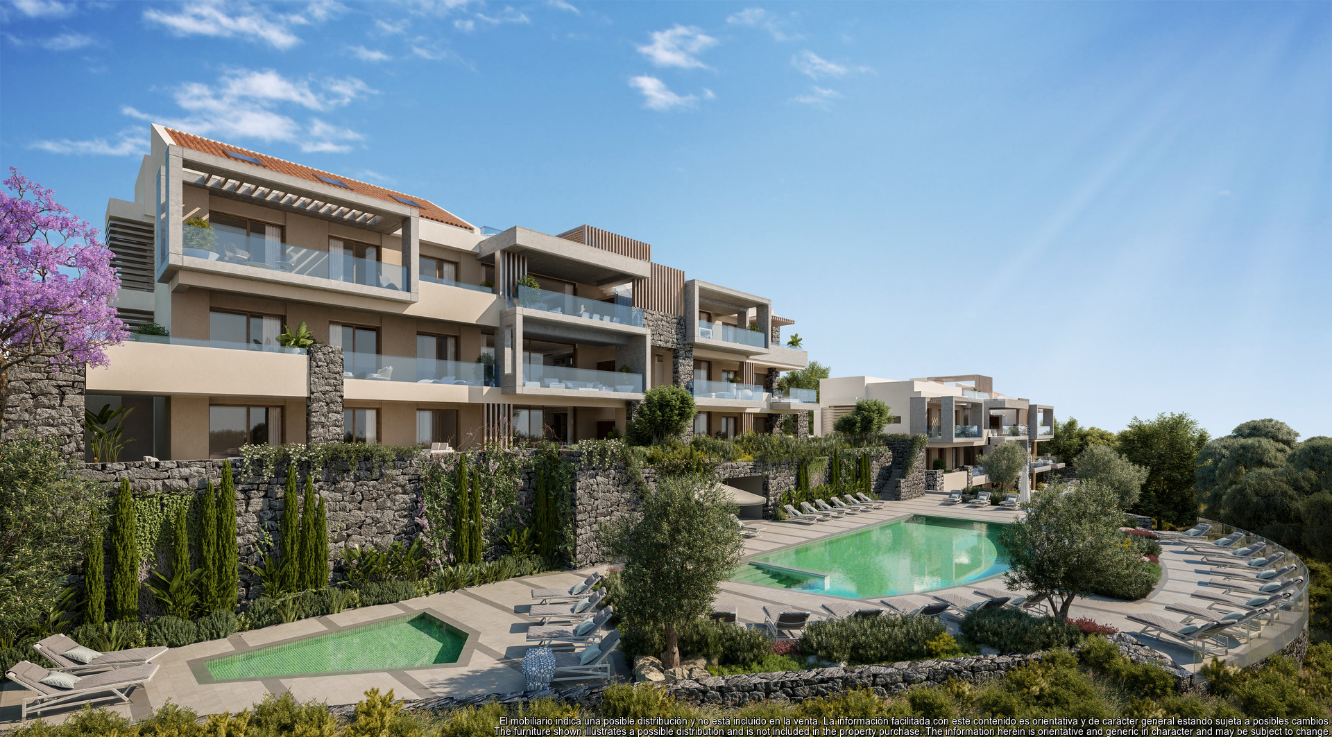 3rd phase of exclusive residences in La Quinta