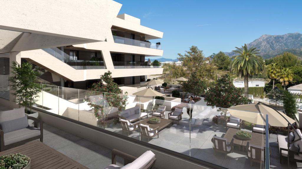 Maravilloso complejo de apartamentos de lujo en Rio Real.