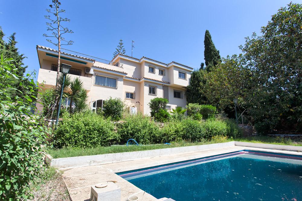 Villa en La Sierrezuela, Mijas, cerca de Fuengirola