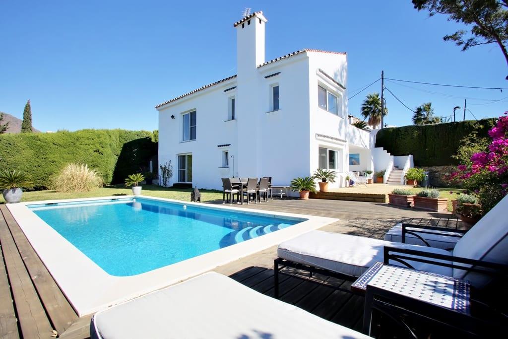 Villa recientemente renovada en Valle Romano