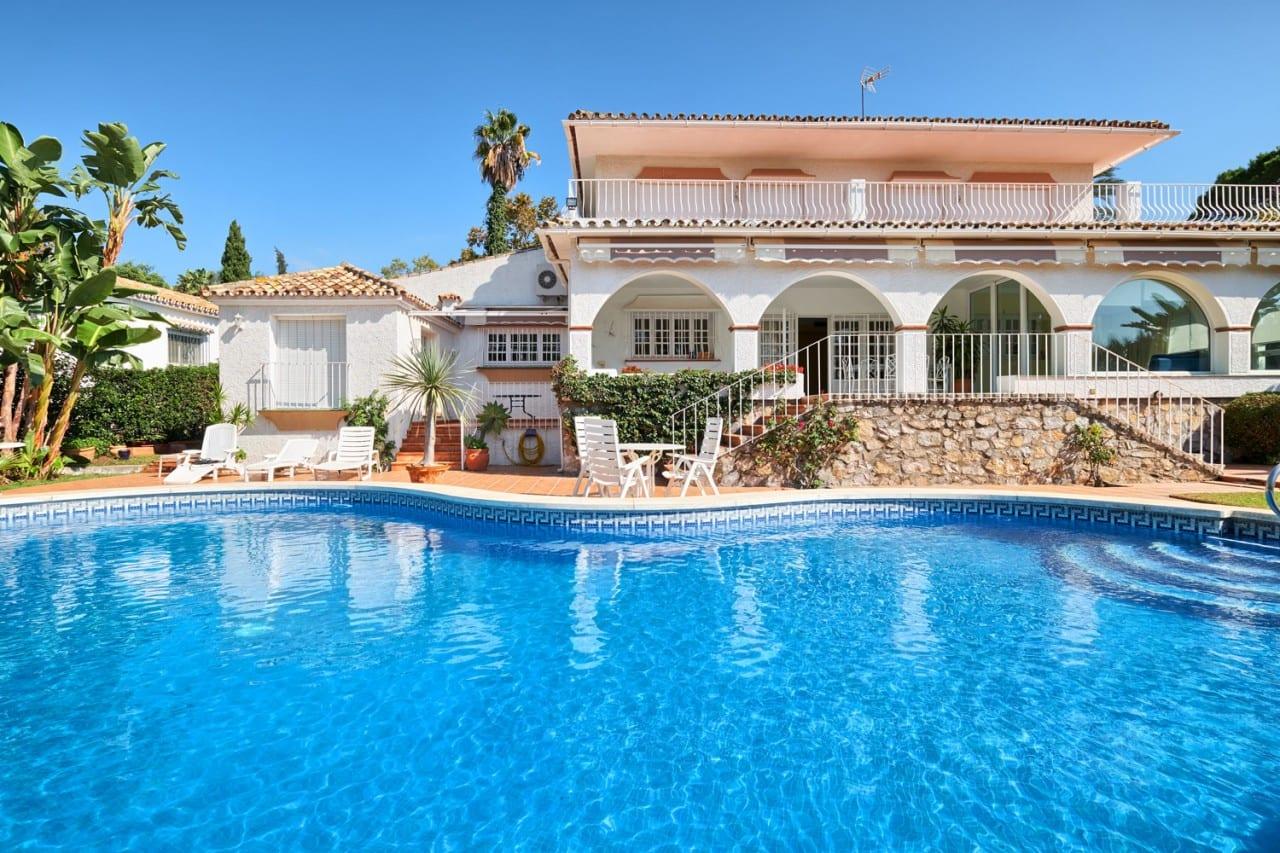 Villa perfectamente ubicada en Guadalmina Alta