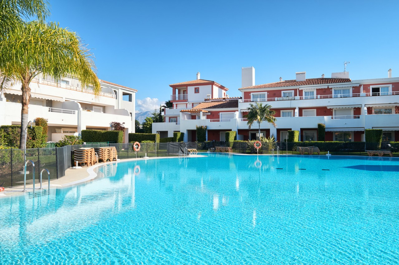 Cozy ground floor in New Golden Mile. Estepona
