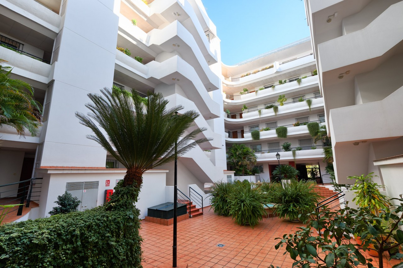 Spacious and great apartment in Guadalmina Alta. Marbella