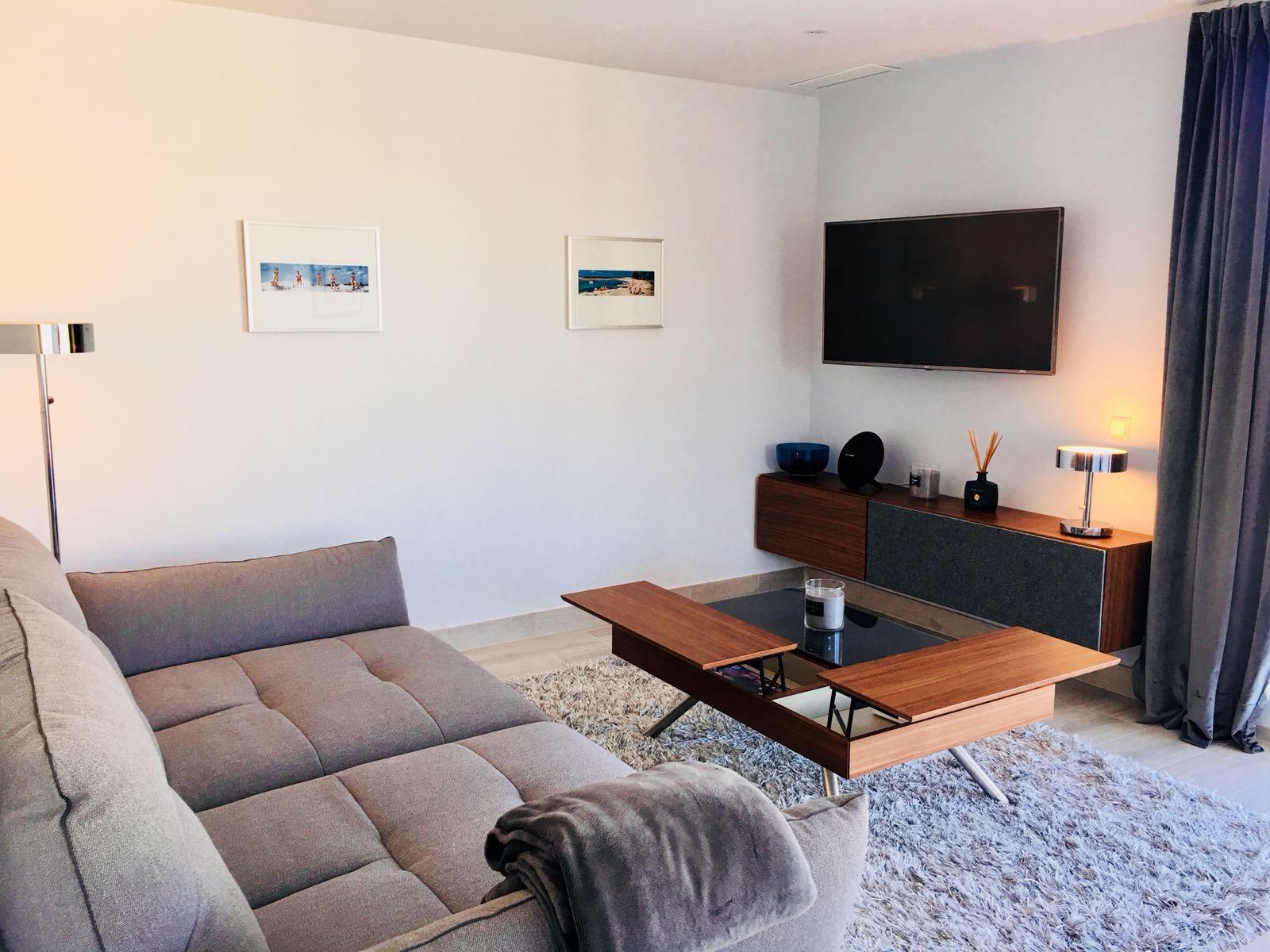 Precioso y moderno apartamento en Hotel del Golf